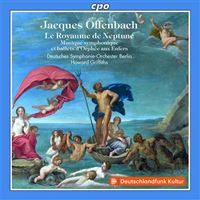 Offenbach: Musica Sinfonica - CD