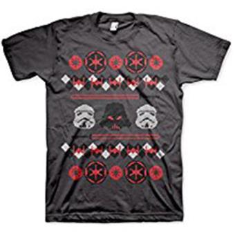 Star Wars - T-Shirt Imperials X-Mas  (L)