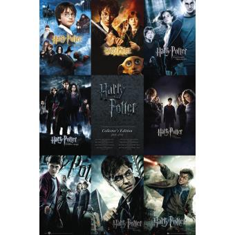 Harry Potter - Collection - Poster Standard (91,5 x 61 cm)