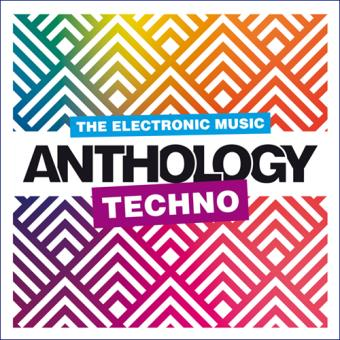 Techno Anthology (4CD)