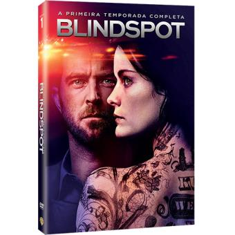 Blindspot – 1ª Temporada (DVD)
