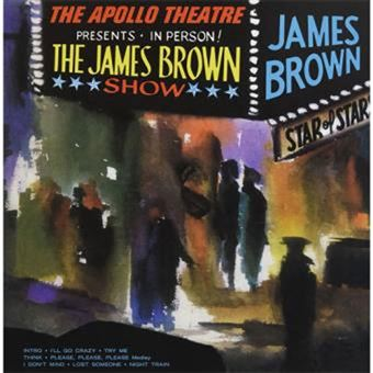 Live at the Apollo - LP