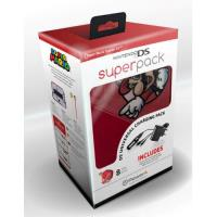 Super Mário 3DS SuperPack + Cable Charger