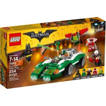 The LEGO Batman Movie 70903 Riddle, o Carro de Corridas do Riddler