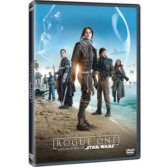 Rogue One: Uma História de Star Wars (DVD)