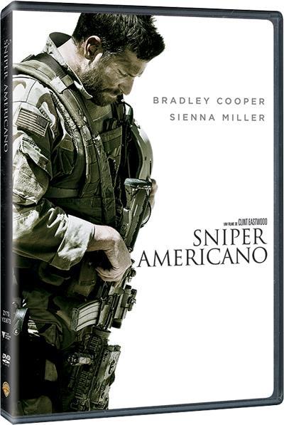 Sniper Americano Trailer