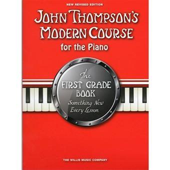 John thompson's modern course first