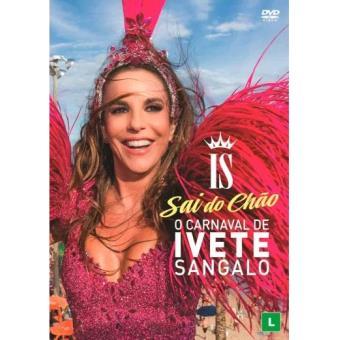SANGALO BAIXAR MARACANA SHOW DVD IVETE