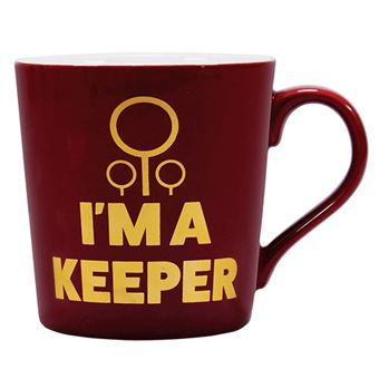 Caneca Harry Potter - I'm a Keeper