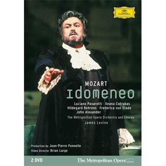 Mozart: Idomeneo (2DVD)