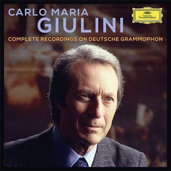 Carlo Maria Giulini: Complete Recordings on Deutsche Grammophon & Decca - 42CD