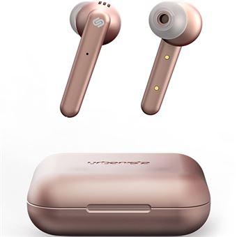 Auriculares Bluetooth True Wireless Urbanista Paris - Rose Gold