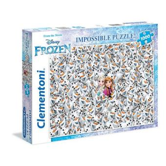 Puzzle Frozen (1000 peças)