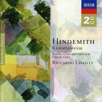 Kammermusiken Nr.1-7 - 2CD