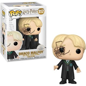 Funko Pop! Harry Potter: Draco Malfoy with Whip Spider - 117