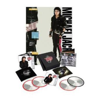 Bad 25 (25th Anniversary Deluxe Edition 3CD+DVD)