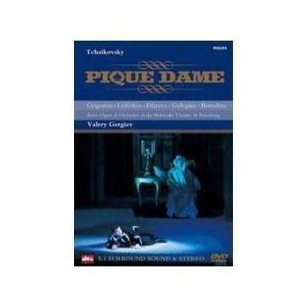 Tchaikovsky | Pique Dame (DVD)