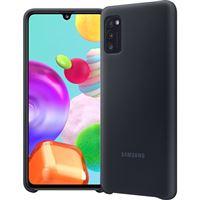 Capa Samsung Silicone para Galaxy A41 - Preto