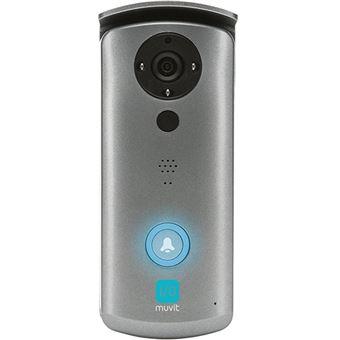 Vídeoporteiro  Muvit iO - Wi-fi