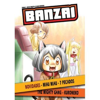 Revista Banzai Nº2