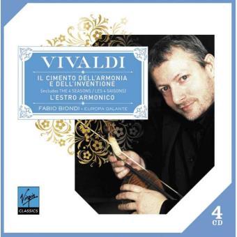 Vivaldi Concertos (4CD)
