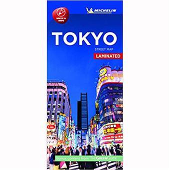 Plano Plastificado Tokyo
