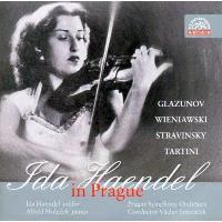 Ida Haendel In Prague