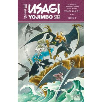 The Usagi Yojimbo Saga Vol 3