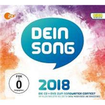 Dein Song 2018 - 2CD