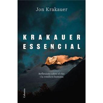 Krakauer essencial reflexions sobre