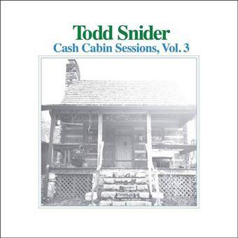 Cash Cabin Sessions Vol 3 - LP 12''
