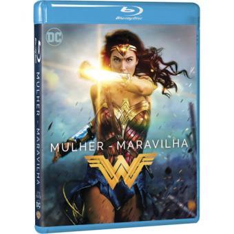 Mulher-Maravilha (Blu-ray)
