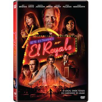 Sete Estranhos no El Royale - DVD