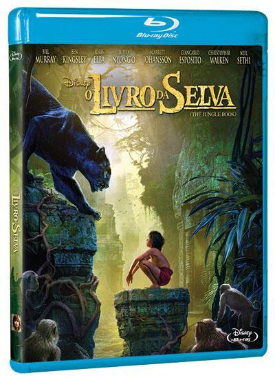 O Livro da Selva Trailer