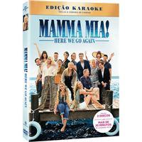 Mamma Mia! Here We Go Again - 2DVD