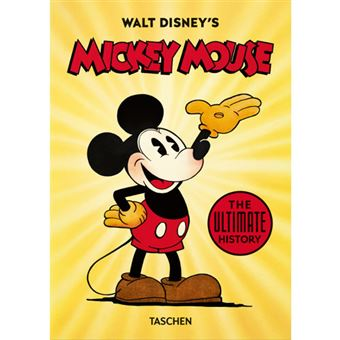 Mickey Mouse: The Ultimate History
