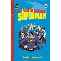 Mis primeras aventuras de superman