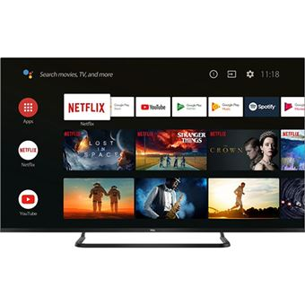 Smart TV Android TCL HDR UHD 4K 65EP680 165cm