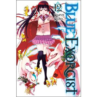 Blue Exorcist - Book 12