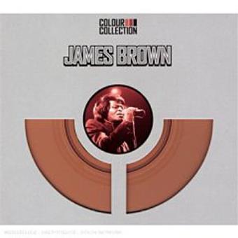 COLOUR COLLECTION-JAMES BROWN (IMP)