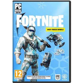 Fortnite: Deep Freeze Bundle - PC