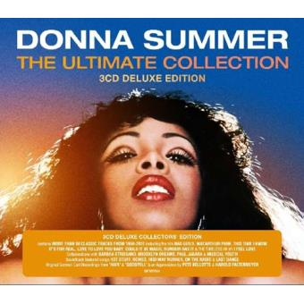 Donna Summer: The Ultimate Collection (3CD)