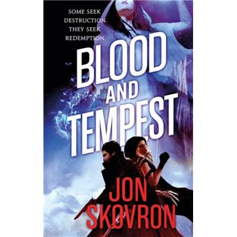 Empire of Storms Trilogy - Book 3: Blood and Tempest