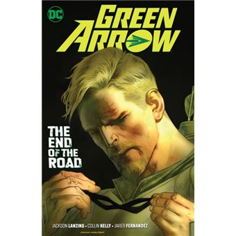 Green arrow volume 8
