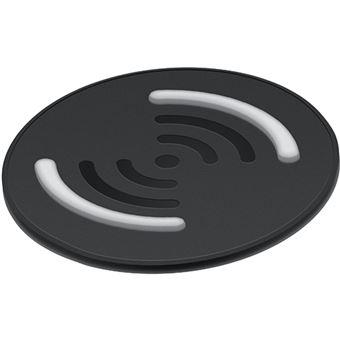 Carregador Qi Wireless 4-OK BASQI2 - 10W - Preto
