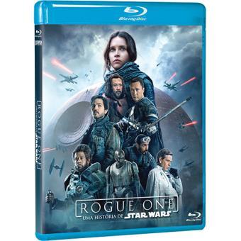 Rogue One: Uma História de Star Wars (Blu-ray)