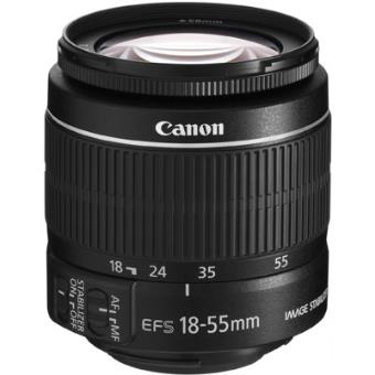 Canon Objetiva EF-S 18-55mm f/3.5-5.6 IS II