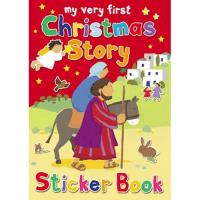 My very first christmas story stick