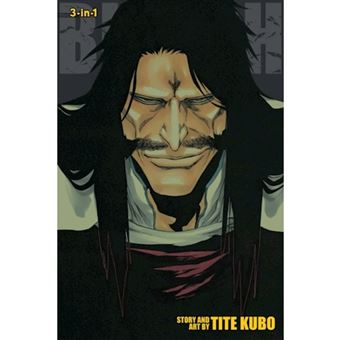 Bleach: 3-in-1 Edition - Book 19: Books 55, 56 and 57