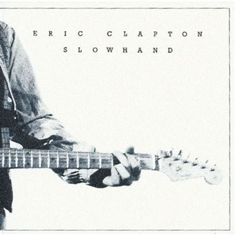 Slowhand - LP Grey Vinyl